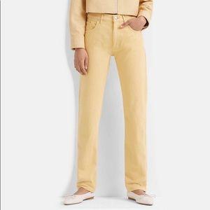 CLUB MONACO The Relaxed Slim Denim Pants